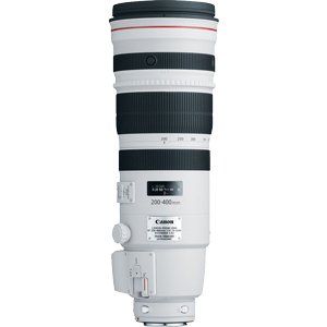 Canon EF 200-400mm f/4 L IS USM Lens
