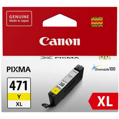 Canon CLI-471 XL Y EMB - Yellow