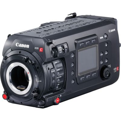 Canon EOS C700 Cinema Camera - EF Mount (Special Order)