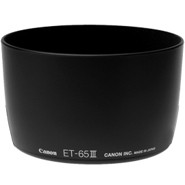 Canon ET-65 III Lens Hood for EF 85mm f/1.8 USM