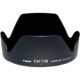 Canon EW-73B Lens Hood for EF-S 17-85mm IS USM & EF-S 18-135mm IS STM