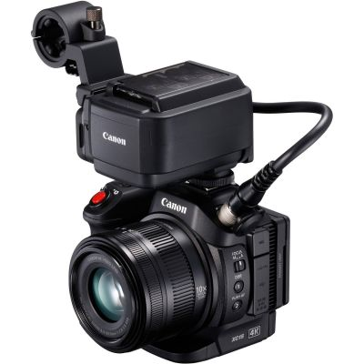 Canon XC15 4K Professional Camcorder (Pal)