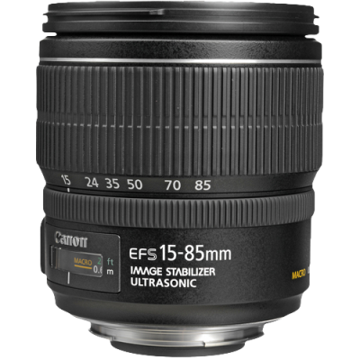 Canon EF-S 15-85mm f/3.5-5.6 IS USM Lens (Backordered)