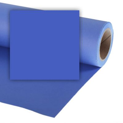 Colorama 1.35 x 11m Background Paper (Chromablue)