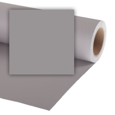 Colorama 1.35 x 11m Background Paper (Cloud Grey)