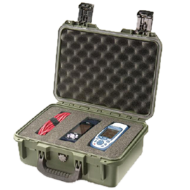 Pelican Storm iM2100 Case (Olive Drab) with Cubed Foam