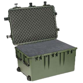 Pelican Storm iM3075 Case (Olive Drab) with Cubed Foam