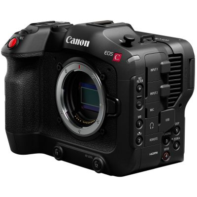 Canon EOS C70 Digital Cinema Camera Body (RF Lens Mount)