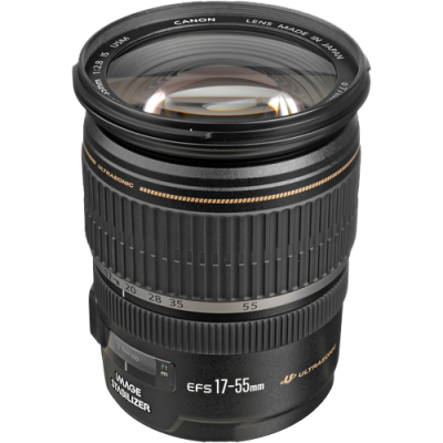 USED Canon EF-S 17-55mm f/2.8 IS USM Lens - Rating 7/10 (SH6307)