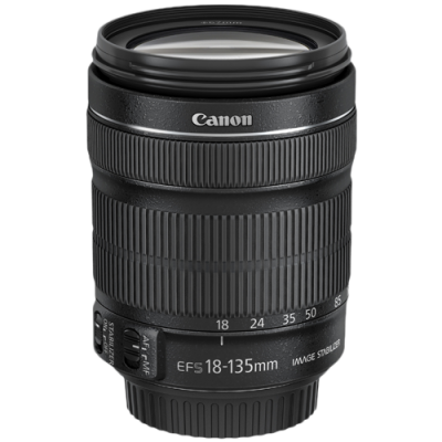 USED Canon EF-S 18-135mm f/3.5-5.6 IS STM Lens - Rating 8/10 (S31047)