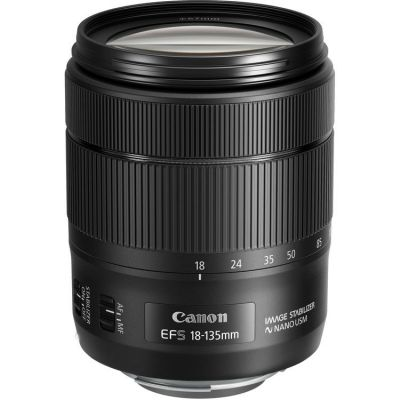 USED Canon EF-S 18-135mm f3.5-5.6 IS Nano-USM Lens - Rating 8/10 (S31310)