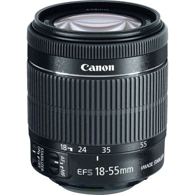 USED Canon EF-S 18-55mm f/3.5-5.6 IS STM Lens - Rating 7/10 (S31096)