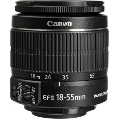 USED Canon EF-S 18-55mm f/3.5-5.6 IS II Lens - Rating 7/10 (SH6200)