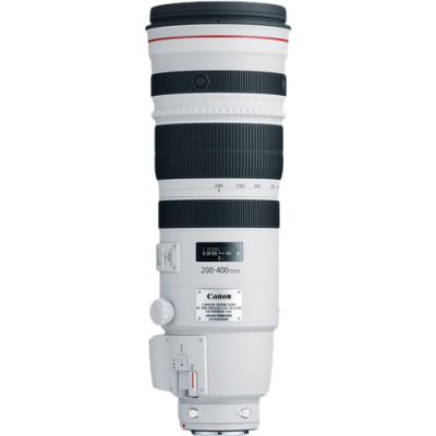 USED Canon EF 200-400mm f/4 L IS USM Lens - Rating 7/10 (SH6189)