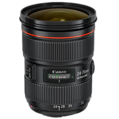 USED Canon EF 24-70mm f/2.8 L II USM Lens - Rating 8/10 (S31357)