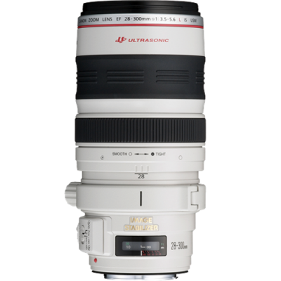 USED Canon EF 28-300mm f/3.5-5.6 L IS USM Lens - Rating 7/10 (S31308)