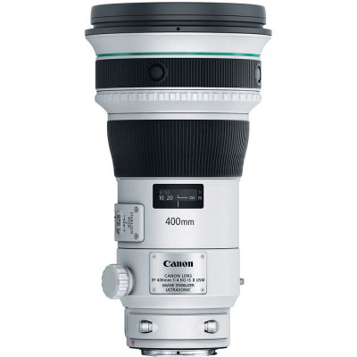 USED Canon EF 400mm f/4 DO IS II USM Lens - Rating 8/10 (S32010)