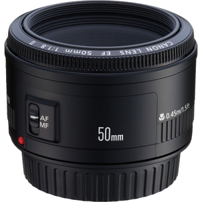 USED Canon EF 50mm f/1.8 II Lens - Rating 7/10 (S31511)