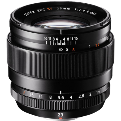 Fujifilm XF 23mm f/1.4 R Lens (R1700 Cash Back with Fujifilm)