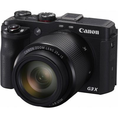 Refurbished Canon PowerShot G3 X Digital Camera (CANR109)