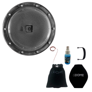 Xtreme GDOME PDS V3.0 HERO9 Dome Housing with Accessory Kit