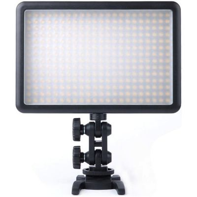 Godox LED 308C Video Light with Battery Pack & Charger
