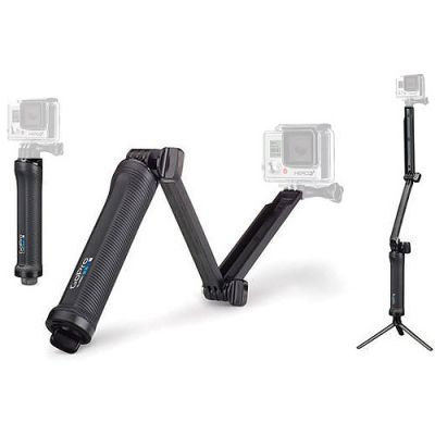 GoPro 3-Way - 3-in-1 Mount