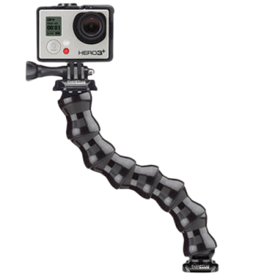 GoPro Gooseneck Bendable Camera Mount