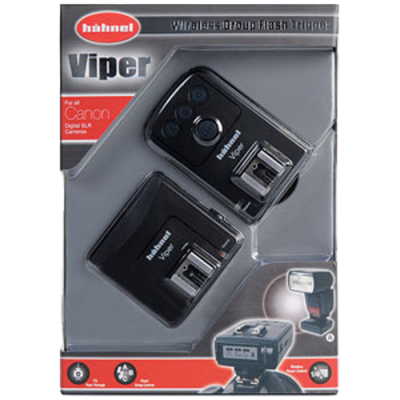 Hahnel Viper Wireless Group Flash Trigger (For Canon)