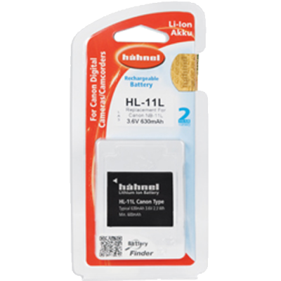Hahnel HL-11L Lithium Ion Battery for Canon (NB-11L)