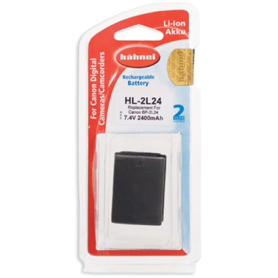 Hahnel HL-2L24 Lithium Ion Battery for Canon (BP-2L24)