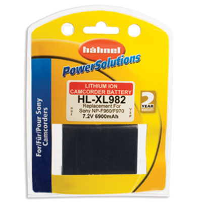 Hahnel HL-XL982 Lithium Ion Battery for Sony (NP-F930 / F950 / F970)