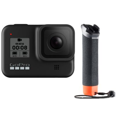 GoPro HERO8 Black Action Camera with Free GoPro Handler (Valued at R495)