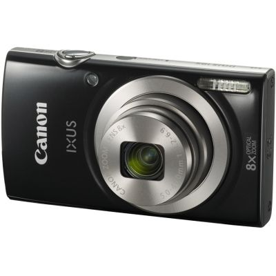 Canon IXUS 185 Camera (Black)
