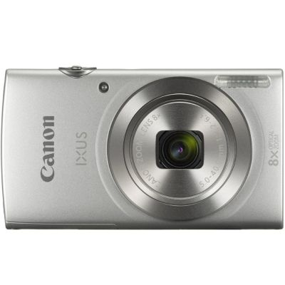 Refurbished Canon IXUS 185 Camera (Silver) (CANR106)