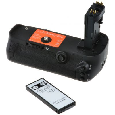 Jupio Battery Grip and Remote for Canon 5D Mark III (BG-E11)