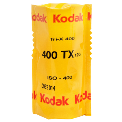 Kodak Professional Tri-X 120 Medium Format Film