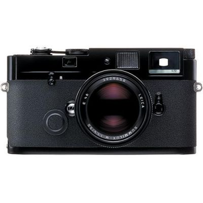 Leica MP 0.72 Rangefinder Camera (Black)