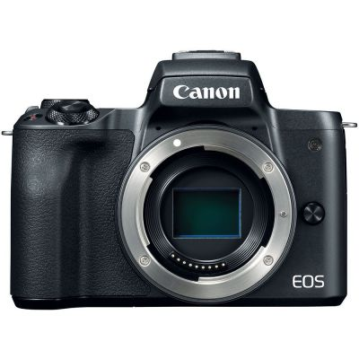 Refurbished Canon EOS M50 Mirrorless Camera Body (Black) (CANR122)