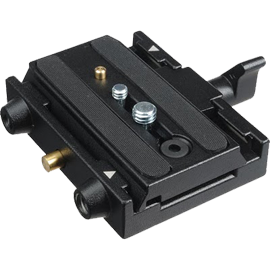 Manfrotto 577 Quick Release Adapter with 501PL Plate