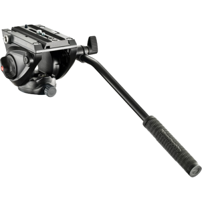 Manfrotto MVH500AH Lightweight Fluid Video Head Flat Base