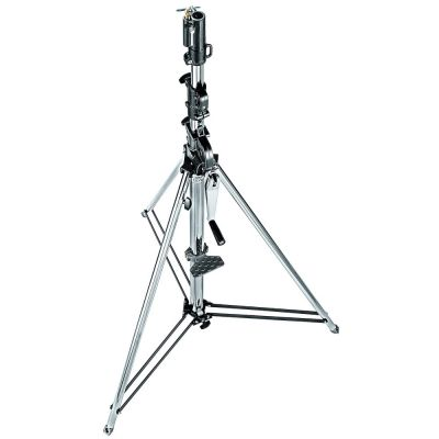 Manfrotto Wind-Up Stand (Chrome-Plated)