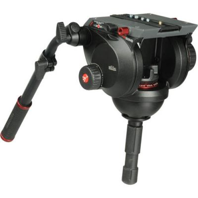 Manfrotto 509HD Professional Video Head - 100mm Half Ball