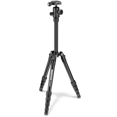 Manfrotto Element Traveller Small Black Tripod with Ball Head