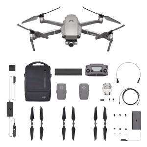 DJI Mavic 2 Zoom Drone Fly More Combo