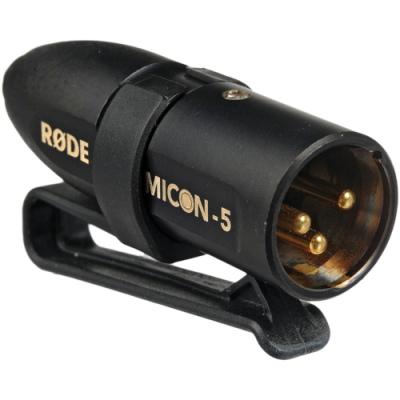 Rode MiCon 5 Connector for Rode MiCon Microphones (XLR)