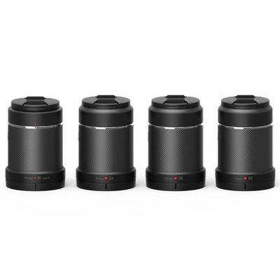 DJI DL/DL-S Lens Set For Zenmuse X7