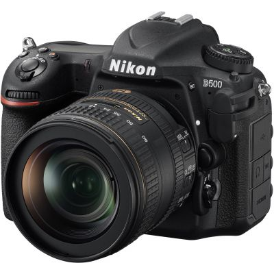 Nikon D500 DSLR with 16-80mm F2.8-4E ED VR Nano Crystal