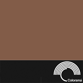 Colorama Backdrop - Peat Brown 18