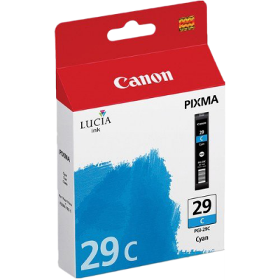 Canon PGI-29 C Cyan Ink Cartridge